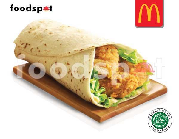 Chicken Snack Wrap