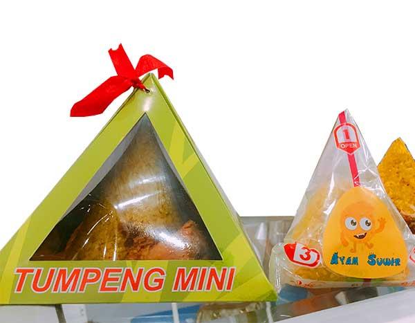 Paket Tumpeng Mini For Kids