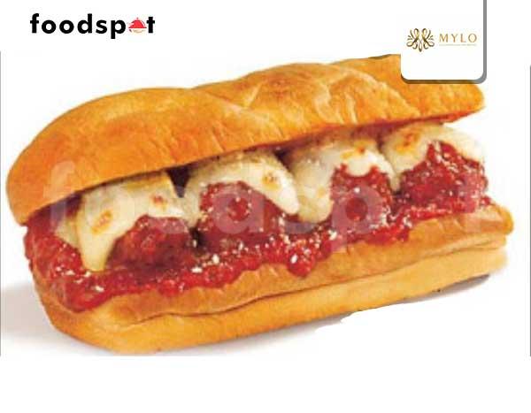 American Sandwich Italian Meatball