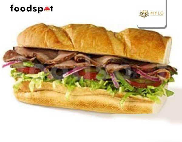 American Sandwich Roast Beef