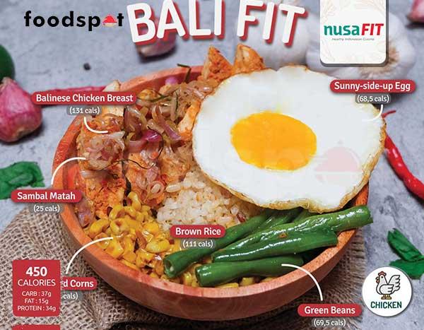 Bali FIT (Chicken)