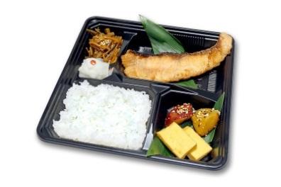 Salmon Shiokoji