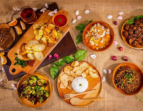 Paket Buffet Mixed Style Pawon Sedap