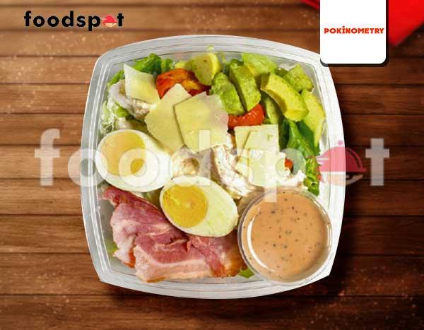 Beef Ham BLT Salad