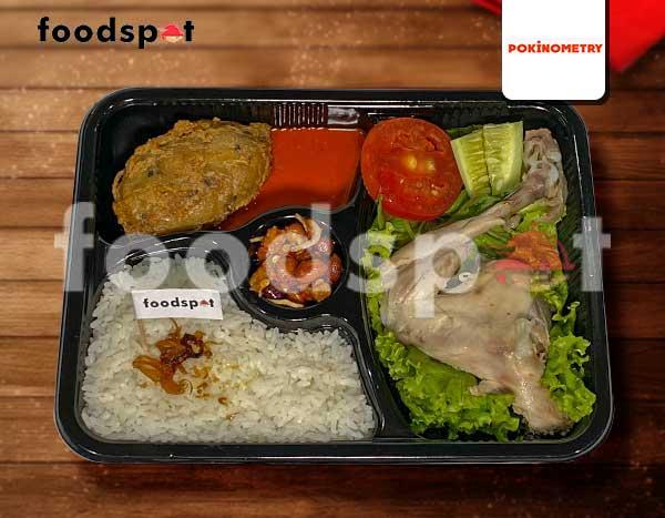Paket Ayam Pop Dari Pokinometry Foodspot