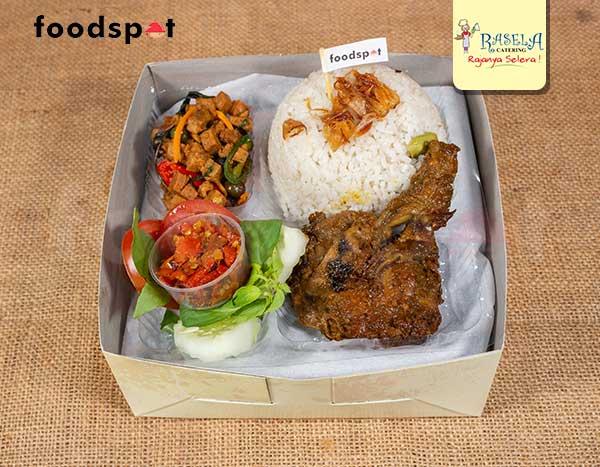 Nasi Liwet Sunda Ayam Panggang
