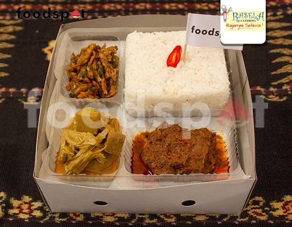 Paket Nasi Padang