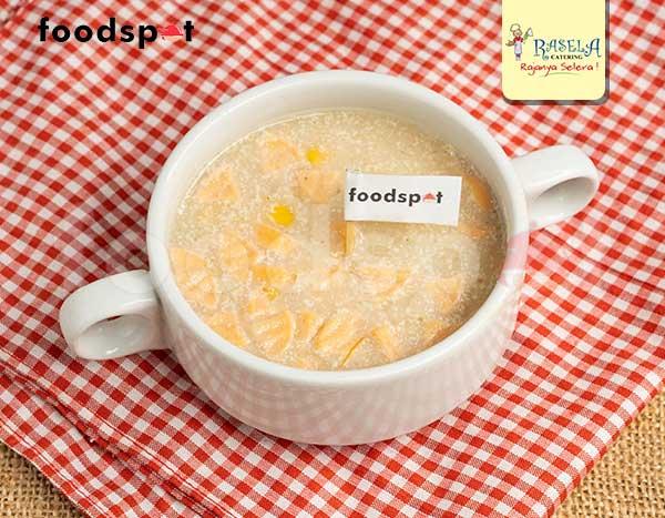 Soup Jagung Sosis