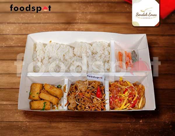 Nasi Ayam Ala Thailand