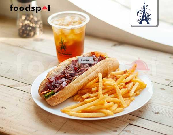 Paket Kebab Mantap