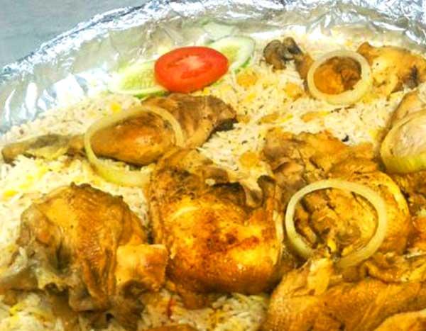 Biryani Ayam