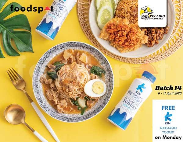 Daily Meal Mingguan