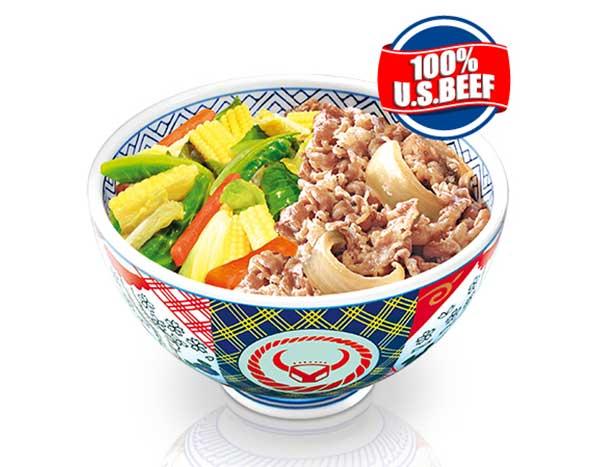 Original Veggie Beef Bowl (R)