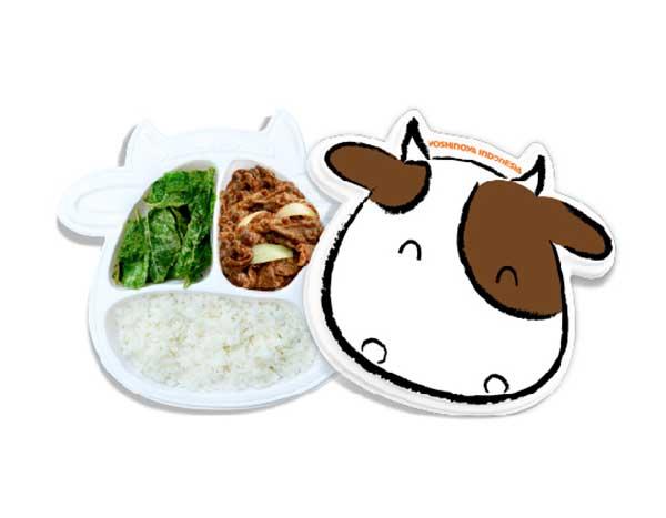 Kids Meal Yakiniku Beef